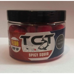 Pop up TCT - Spicy Squid 15/12mm